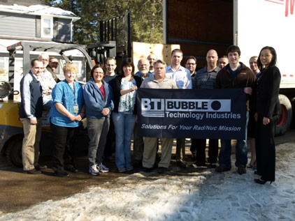 Bubble Technology Industries