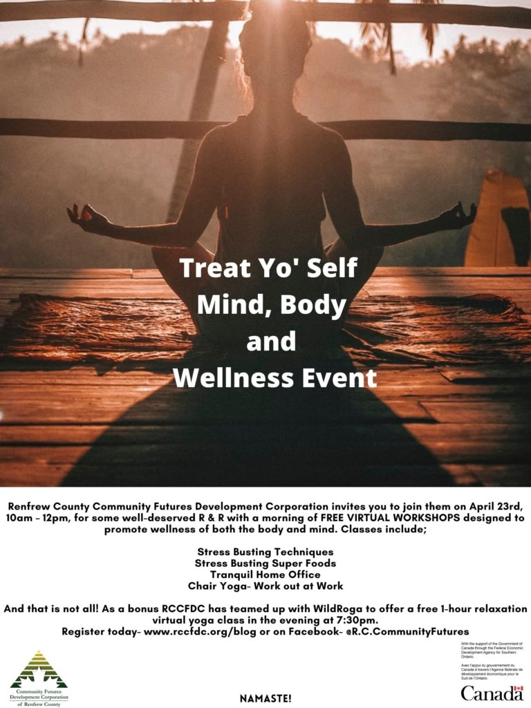 Treat YoSelf - A Mind Body and Wellness Event